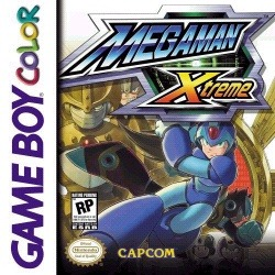 Mega Man Xtreme sur GB