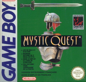 Mystic Quest sur GB