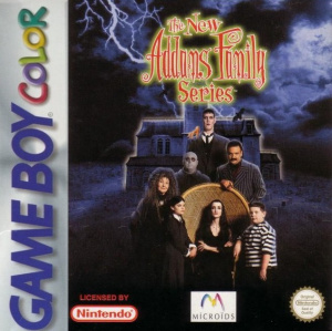 The New Addams Family Series sur GB