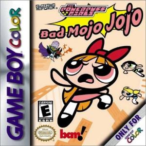 The Powerpuff Girls : Bad Mojo Jojo sur GB