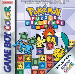 Pokémon Puzzle Challenge sur GB