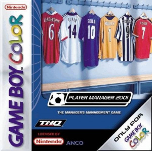 Player Manager 2001 sur GB