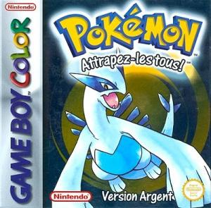 Pokémon Version Argent sur GB