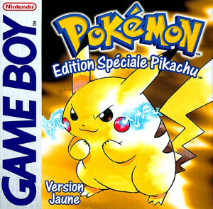 Pokémon Version Jaune : Edition Spéciale Pikachu sur GB
