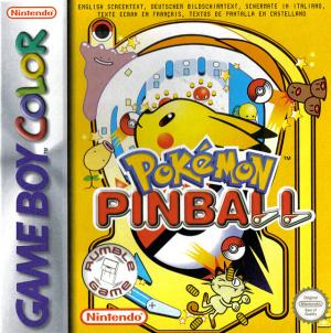 Pokémon Pinball sur GB
