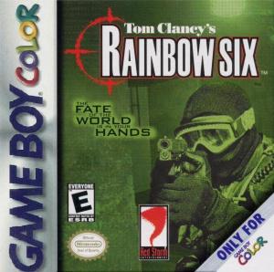 Rainbow Six sur GB