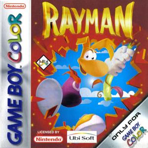 Rayman sur GB