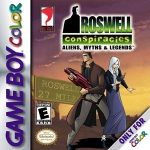 Roswell Conspiracies : Aliens, Myths & Legends sur GB