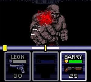 Resident Evil GBC