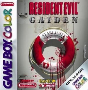 Resident Evil Gaiden sur GB