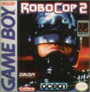 RoboCop 2 sur GB
