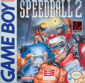 Speedball 2 sur GB
