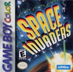 Space Invaders sur GB