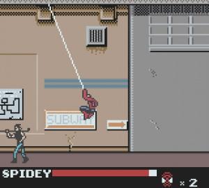 les derniers jeux spider man sont mauvais actualit s. Black Bedroom Furniture Sets. Home Design Ideas