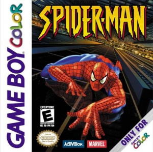 Spider-Man sur GB