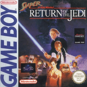 Super Star Wars : Return of the Jedi sur GB