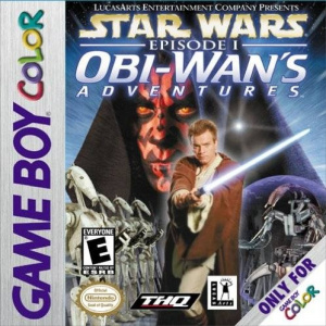 Star Wars Episode 1 : Obi-Wan's Adventures sur GB