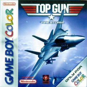 Top Gun : Firestorm sur GB