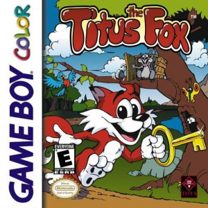 Titus the Fox : To Marrakech and Back sur GB