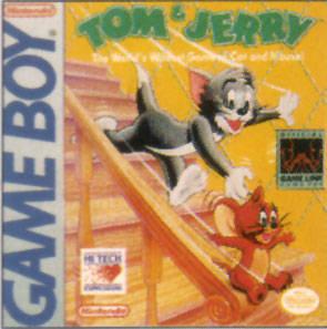 Tom et Jerry sur GB