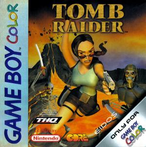Tomb Raider sur GB