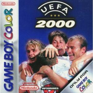 UEFA 2000 sur GB