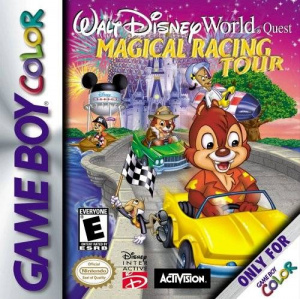 Walt Disney World Quest : Magical Racing Tour sur GB