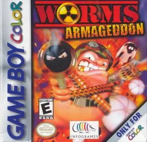 Worms Armageddon sur GB