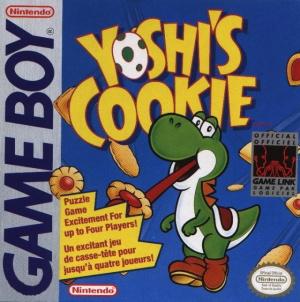 Yoshi's Cookie sur GB