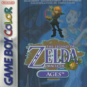 The Legend of Zelda : Oracle of Ages sur GB