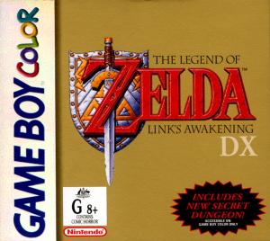 The Legend of Zelda : Link's Awakening DX