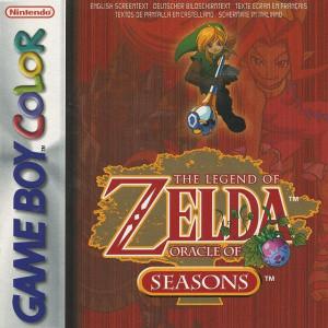 The Legend of Zelda : Oracle of Seasons sur GB