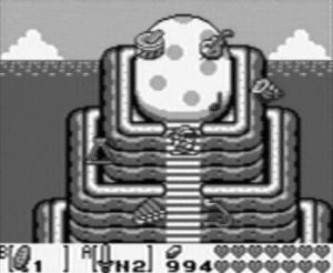 20ème - The Legend of Zelda : Link's Awakening / Gameboy (1993)