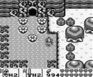 Zelda : Link's Awakening - Gameboy (Zelda : Yume o Miru Shima)