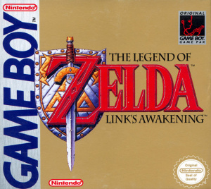 The Legend of Zelda : Link's Awakening sur GB
