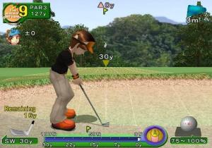 Du golf sur GameCube