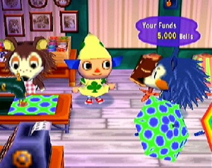 Animal Crossing - Gamecube