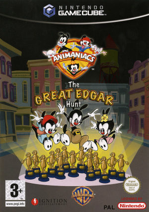 Animaniacs : The Great Edgar Hunt