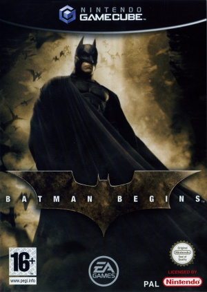 Batman Begins sur NGC