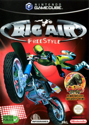 Big Air Freestyle sur NGC