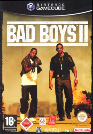 Bad Boys II sur NGC