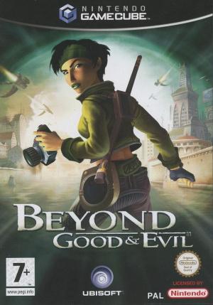 Beyond Good & Evil sur NGC