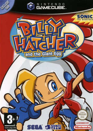 Billy Hatcher and the Giant Egg sur NGC