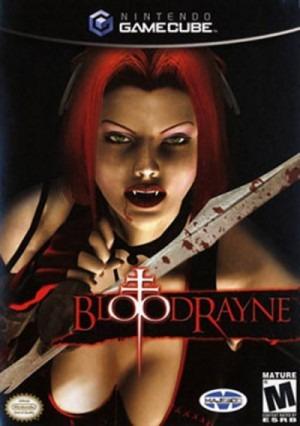 BloodRayne sur NGC