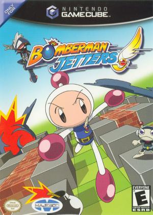 Bomberman Jetters sur NGC