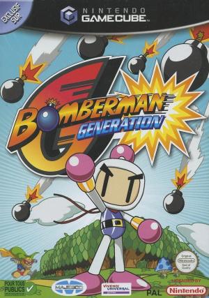 Bomberman Generation sur NGC