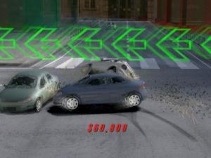 Burnout Gamecube en images