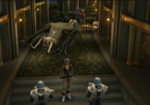 Mort d'un empereur et naissance d'un trio