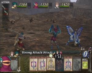 Le génie du combat : déroulement