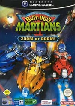 Butt-Ugly Martians : Zoom or Doom ! sur NGC